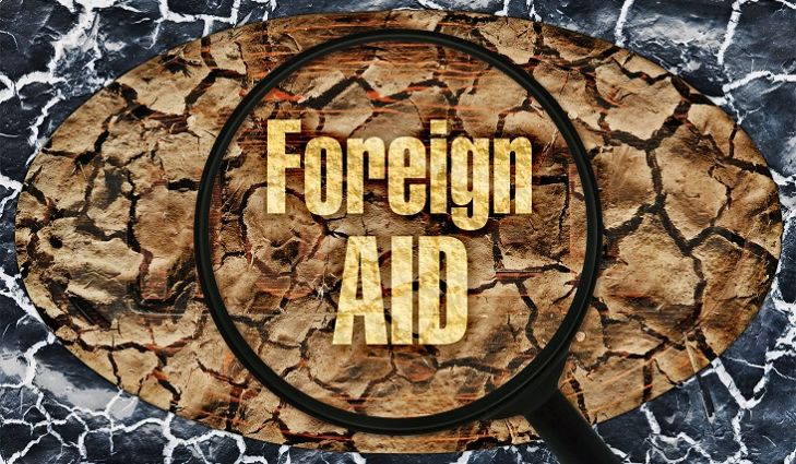 The Development Impact of Foreign Aid: Story Re-told