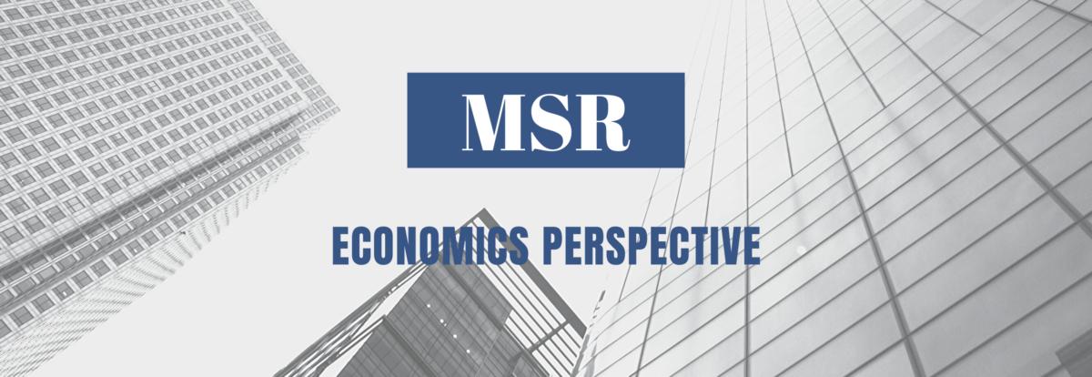 MSR Economics Perspective